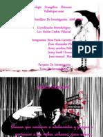 Diapositivas de Tribus Urbanas