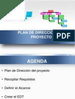 PLAN DE DIRECCION DE PROYECTO.ppt
