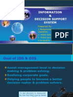 Information & Decision Support System