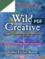 Wild Creative - Book Excerpt
