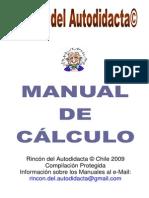 Manual Calculo 3
