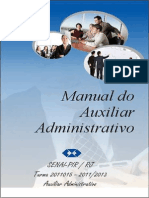 Manual Do Auxiliar Administrativo