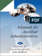 Manual Do Auxiliar Administrativo