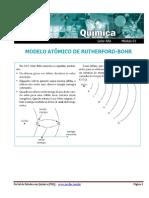 Alfa - Módulo 3 (Modelo Atômico de Rutherford-Bohr)