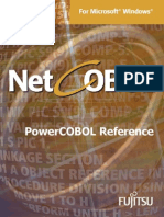 Power Cobol Reference