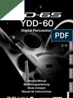 Yamaha Dd65 Es Manual
