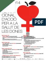 Xerrades i tallers entorn el Dia Internacional d'Acció per a la Salut de les Dones