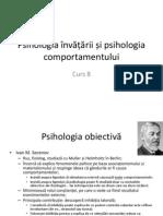 C8 Istoria Psihologiei