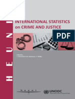 International Statistics on Crime and Justice