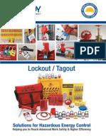 Lockout Tagout LOTO Catalogue En