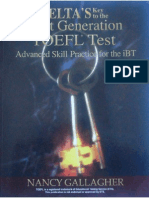 Delta's Key to TOEFL Ibt