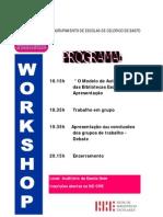 Programa Workshop