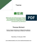 Enfermedad Dian Kuang Farmacopea Tradicional China y Interacciones1