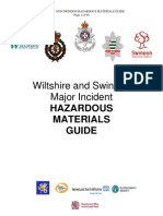 031. Wilts Swindon LRF Hazard Mat. Guide