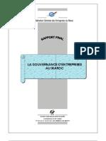 Gouvernance d'Entreprise Au Maroc