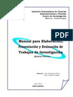 Manual Iucaf