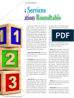 Children's Services and Education Roundtable