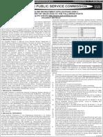 Upsc Advt 1 2014