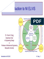 Introduction to NI ELVIS