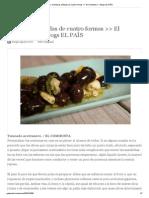 Aceitunas Aliñadas de Cuatro Formas __ El Comidista __ Blogs EL PAÍS