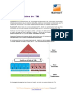 Temario Completo ITIL 2011