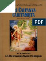 Sri chaitanya charitamritam 1st cantoCC mad1