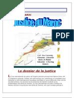 Justice Et Droit Au Maroc