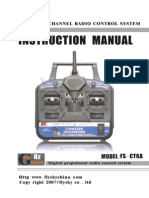 CT6A English Manual