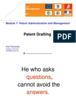 Patent Drafting Tips