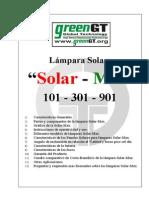Manual Solar Max