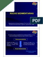 Rocas Sedimentarias 2010 1s