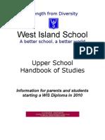 KS5 Handbook 2010