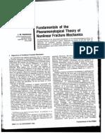Hutchinson NonLinear FractureMechanics