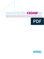 Cedaw English Version