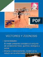 Vectores y Zoonosis