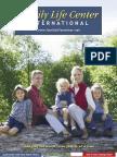 Christian Family Life Center 2009 Catalog