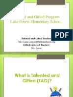 tag parent info session 2013
