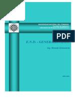 Generalidades de END