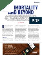 To Imortality and Beyond