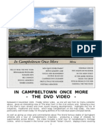 In Campbeltown Once More - The DVD Video