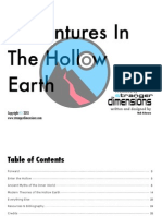 Adventures in the Hollow Earth - Rob Schwarz