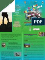Depliant 2014 Uppa14 Ter