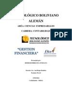 Gestion Finan