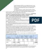 El Costo de Capital Promedio Ponderado.docx