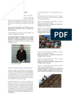 Programa Semana Francesa en el Peru 2009
