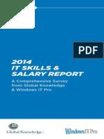 2014 Salary Report