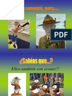 Ellos También Son Scouts