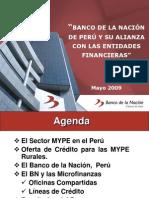 Banco de La Nacin- Mexico 2009