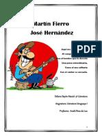 Análisis Del Martín Fierro- Débora Bayòn