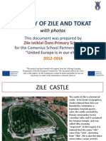 History of Zile and Tokat, Historical Places With Photos
